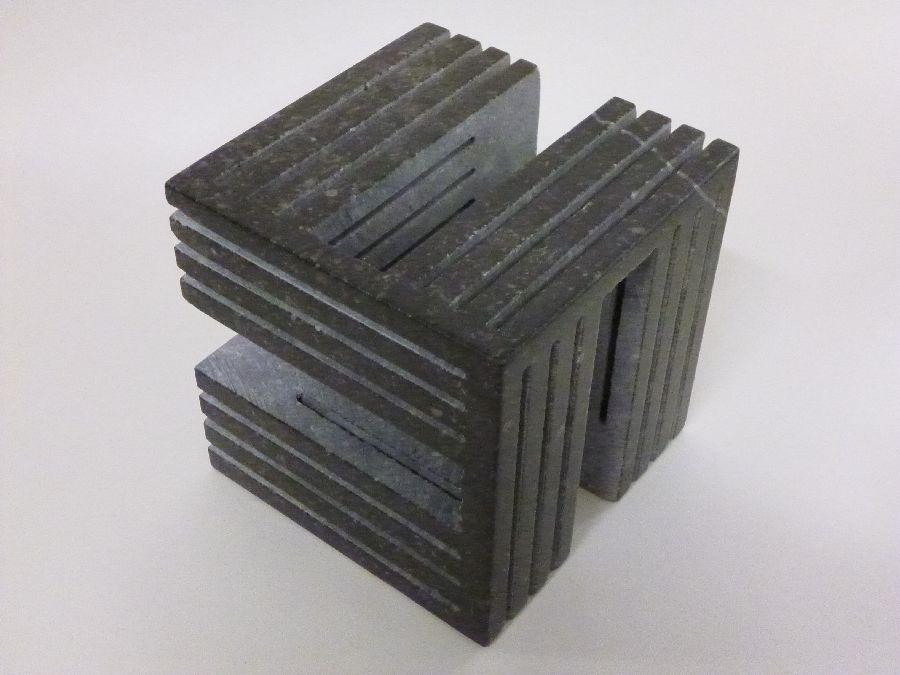B089 Belgisch hardsteen 12 x 12 x 12 cm
