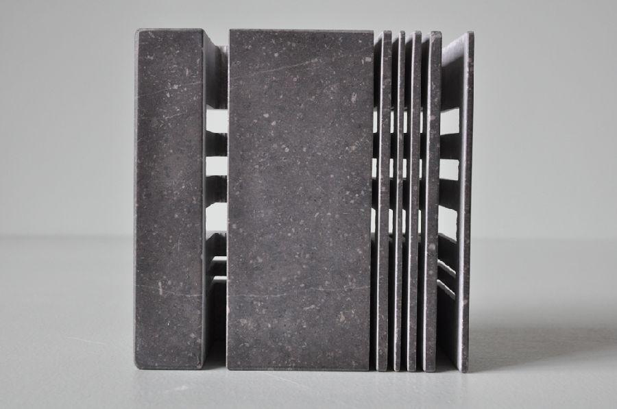 B078 Belgisch hardsteen 14,5 x 8 x 14,5 cm